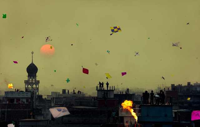 Happy Kites Festival