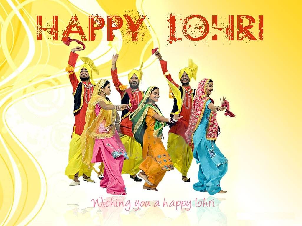 Happy Lohri hd