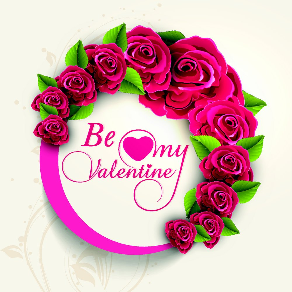 be My Valentine Images
