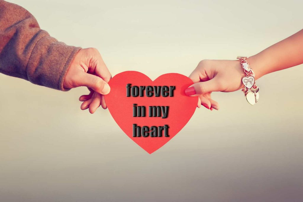 forever in my heart promise day