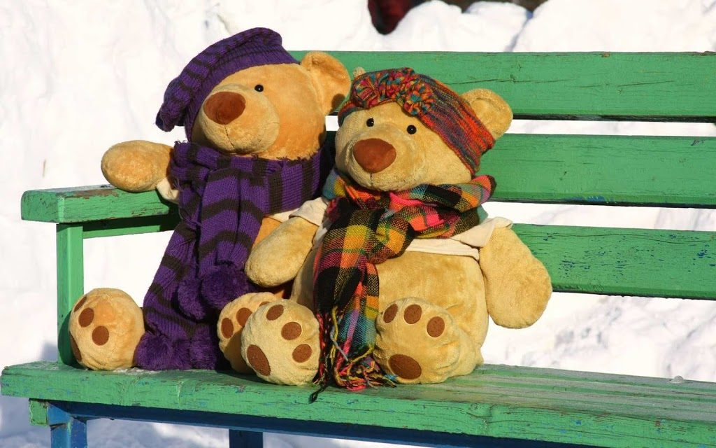 Happy Teddy Day Pic Romantic