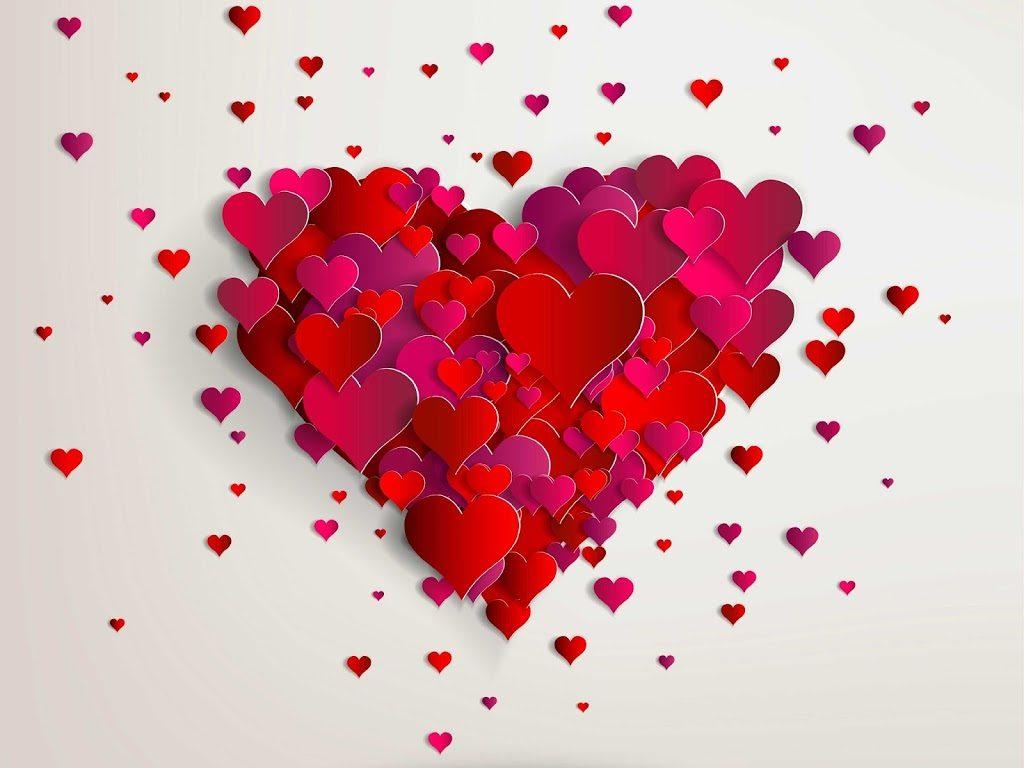 Valentine Day Heart Wallpaper