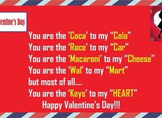 Valentines Day Messages 2019