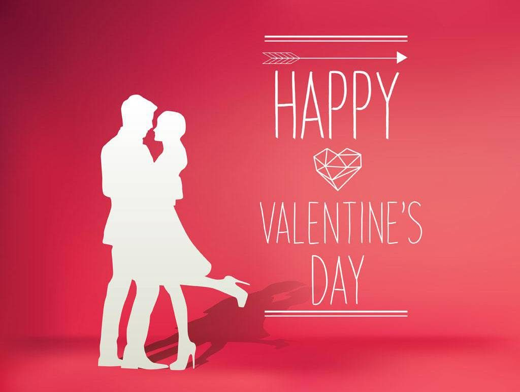 valentine day romantic couple image