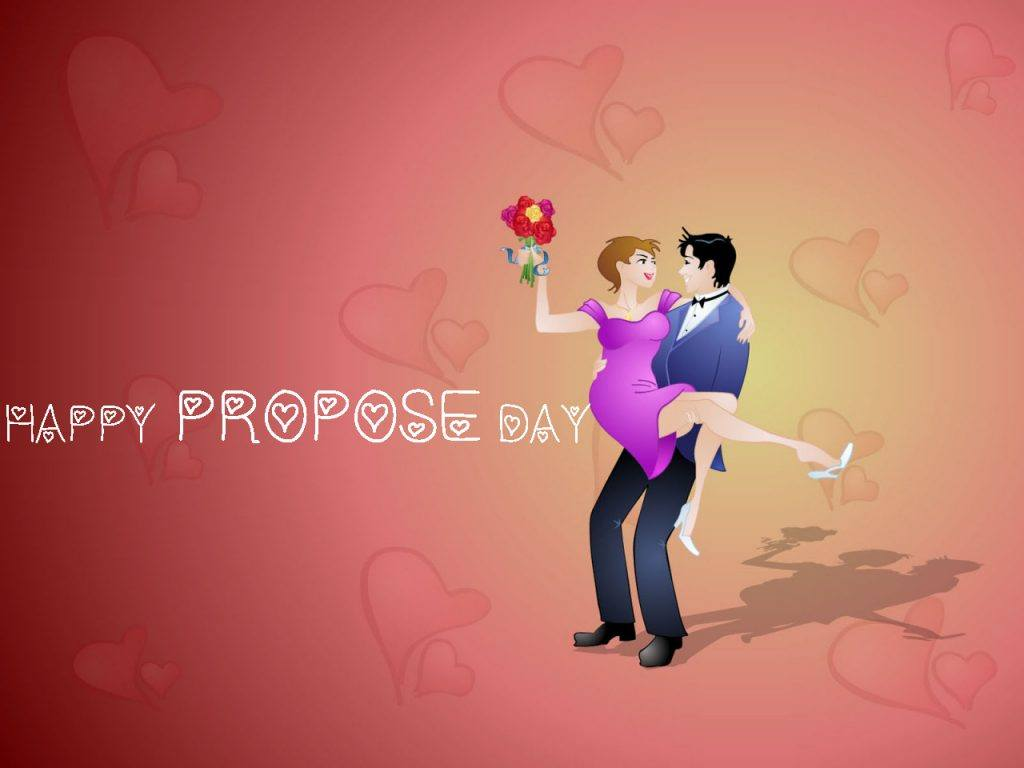 propose day image husband