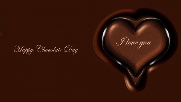 valentines day chocolate pic