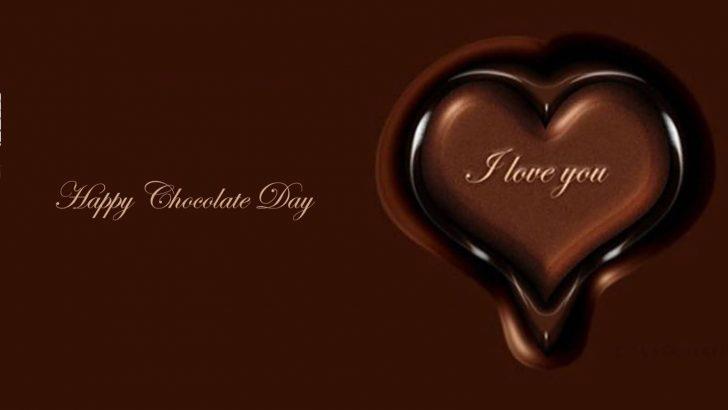 valentines day chocolate pic