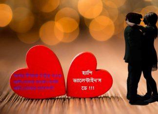 Valentine Day বাংলা SMS