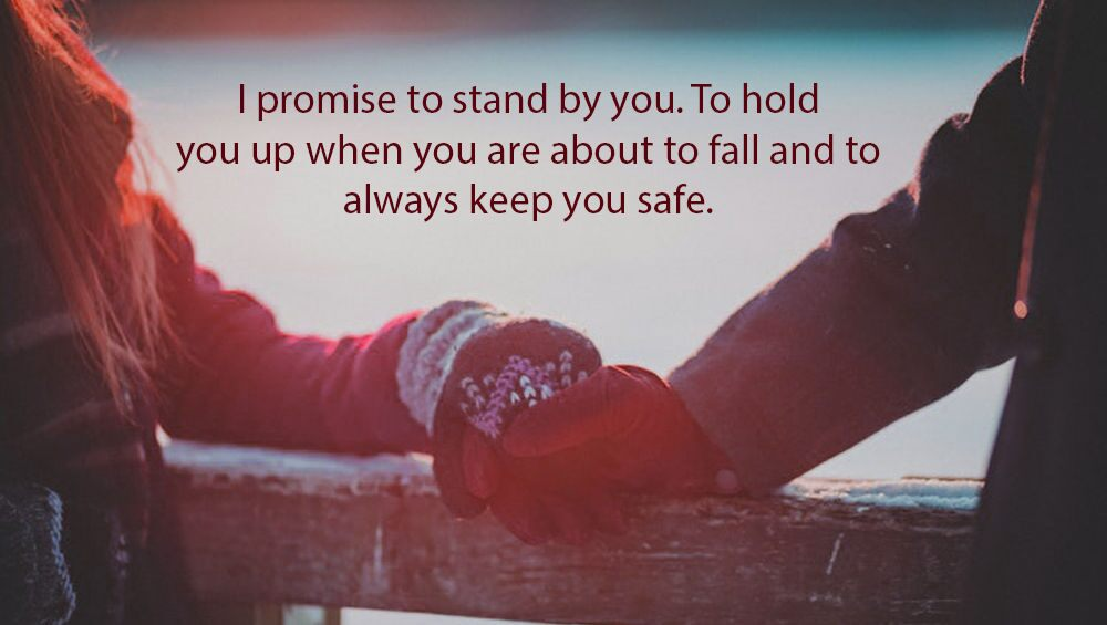 Happy Promise Day Wishes Image